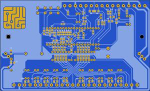 ComDev PCB back
