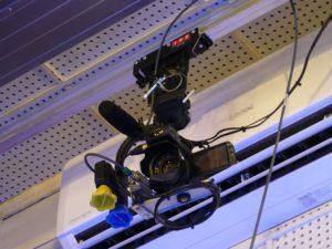 камера на подвесе
